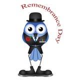 De dag van de herinnering Stock Afbeelding