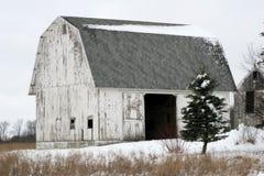 De Dag van de koude Winter Royalty-vrije Stock Afbeeldingen