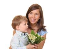 De Dag van de moeder Stock Afbeelding