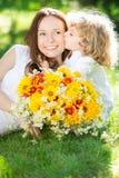 De dag van de moeder ` s stock foto