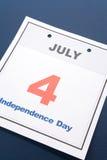 De Dag van de onafhankelijkheid stock fotografie