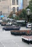 De dag van de onafhankelijkheid van de Oekraïne Stock Fotografie