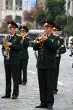 De Dag van de onafhankelijkheid van de Oekraïne Royalty-vrije Stock Foto's