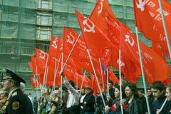 De Dag van de overwinning op 9 Mei, 2008 Royalty-vrije Stock Afbeeldingen