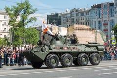 De Dag van de overwinning in Rusland Royalty-vrije Stock Foto's