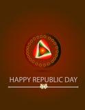 De dag van de republiek Royalty-vrije Stock Afbeeldingen