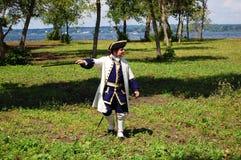 De Dag van de stichter in Ogdensburg, de Staat van New York Royalty-vrije Stock Foto