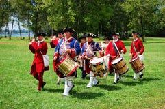 De Dag van de stichter in Ogdensburg, de Staat van New York Royalty-vrije Stock Foto's