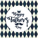 De dag van de vader `s Royalty-vrije Stock Foto's