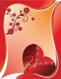 De Dag van de valentijnskaart Royalty-vrije Stock Fotografie