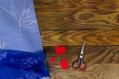 De dag van de valentijnskaart Royalty-vrije Stock Foto's