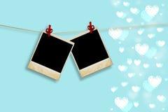 De dag van de valentijnskaart backround Stock Afbeeldingen