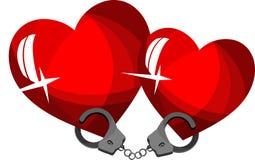 De Dag van de valentijnskaart \ \ \ 's Royalty-vrije Stock Afbeelding