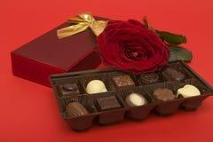 De Dag van de valentijnskaart \ 's Stock Foto's