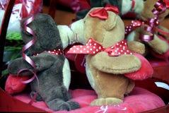 De dag van de valentijnskaart `s Stock Fotografie