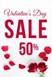 De dag van de valentijnskaart `s royalty-vrije stock afbeelding