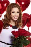 De dag van de Valentijnskaart van heilige Royalty-vrije Stock Fotografie