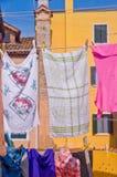 De Dag van de wasserij royalty-vrije stock foto