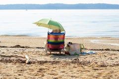 De Dag van de zomer stock afbeelding