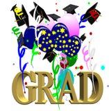 De dag van Grad Stock Fotografie