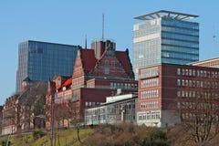 De dag van Hamburg Stock Afbeelding