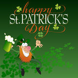 De Dag van heilige Patricks Royalty-vrije Stock Fotografie