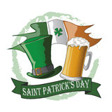 De Dag van heilige Patricks Royalty-vrije Stock Afbeeldingen