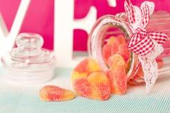 De dag van heilige Valentine - 14 van februari Royalty-vrije Stock Afbeeldingen