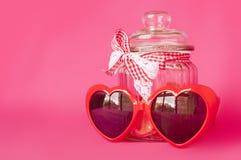 De dag van heilige Valentine - 14 van februari Royalty-vrije Stock Foto