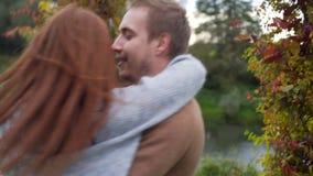 De dag van het huwelijk stock video