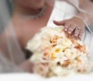 Huwelijksdag stock foto