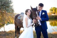 De dag van het huwelijk Royalty-vrije Stock Afbeelding