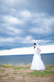 De dag van het huwelijk Royalty-vrije Stock Foto