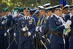De Dag van het leger Royalty-vrije Stock Afbeelding