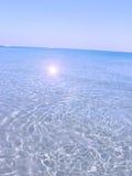 De dag van het strand Stock Fotografie