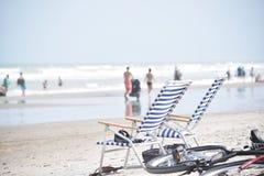 De dag van het strand Royalty-vrije Stock Afbeelding
