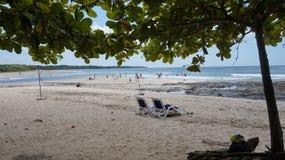 De dag van het strand Royalty-vrije Stock Fotografie