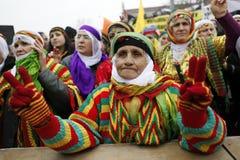 De dag van internationale vrouwen Royalty-vrije Stock Afbeeldingen