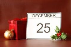 De Dag van Kerstmis Stock Foto