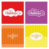 De Dag van kinderen Royalty-vrije Stock Foto's