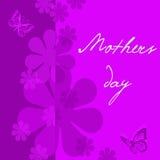 De dag van moeders Royalty-vrije Stock Afbeeldingen