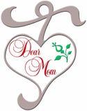 De Dag van moeders Stock Afbeelding