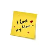 De Dag van Motherâs Stock Fotografie