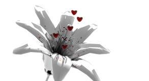 De Dag van valentijnskaarten Royalty-vrije Stock Afbeeldingen