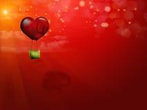 De Dag van valentijnskaarten Stock Fotografie