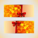 De Dag van valentijnskaarten cads Royalty-vrije Stock Foto's