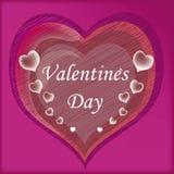 De dag van Valentine Vector Illustratie