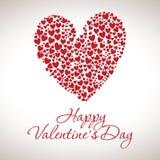 De Dag van Valentine Stock Afbeeldingen