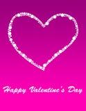 De Dag van Valentine Stock Fotografie