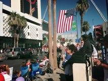De dag van veteranen Royalty-vrije Stock Foto